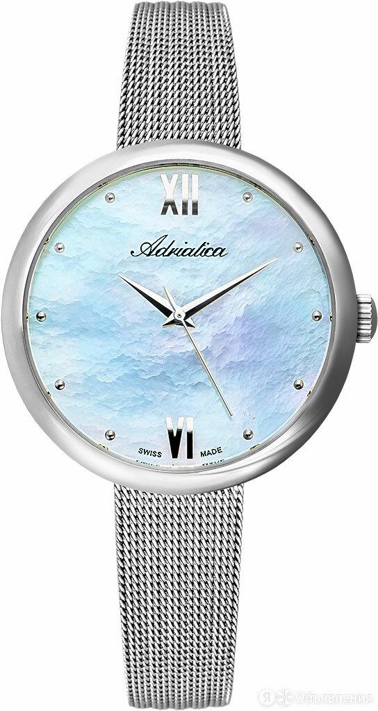 Наручные часы Adriatica A3632.518BQ по цене 13900₽ - Наручные часы, фото 0