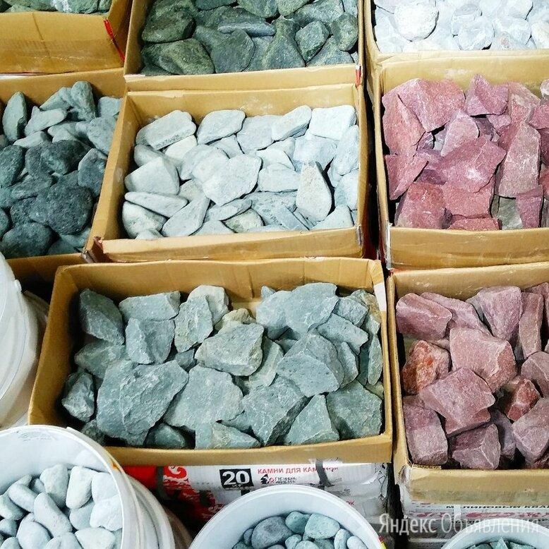 Камни для бани Порфирит по цене 18₽ - Камни для печей, фото 0