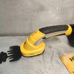 Ножницы и кусторезы - Кусторез аккум. Huter GET-3.6H, 0