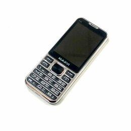 Мобильные телефоны - Мобильный телефон Maxvi X10, 0