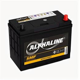 Автоэлектроника и комплектующие - Аккумулятор Alphaline Standard 65B24LS 52 Ач 480А, 0