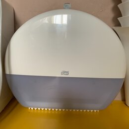 Мыльницы, стаканы и дозаторы - Диспенсер для туалетной бумаги tork, 0