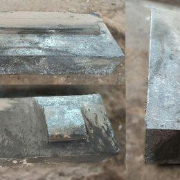 Промышленные плиты - Футеровочные плиты из стали 110Г13Л, дробящие плиты, 0