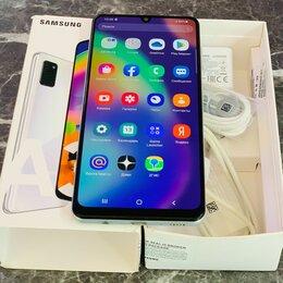 Мобильные телефоны - Samsung Galaxy A31 4/64Gb White Можно в кредит!, 0