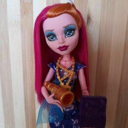 """Куклы и пупсы - Кукла """"Monster  high"""" Джиджи  Грант, серия """"Чумовая экскурсия"""", 0"""