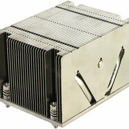 Серверы - Supermicro 2U Passive CPU Heat Sink Socket LGA2011 Narrow ILM (SNK-P0048PS), 0