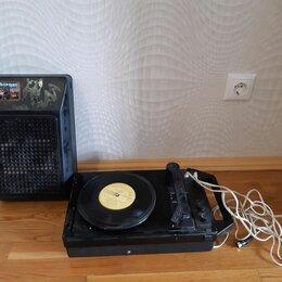 Проигрыватели виниловых дисков - Проигрыватель пластинок концертный 304, 0