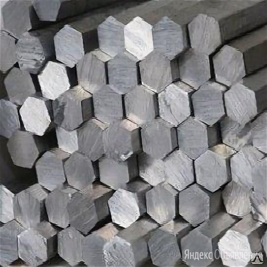 Шестигранник стальной 9мм ст.35 ГОСТ 8560-78 по цене 32000₽ - Металлопрокат, фото 0