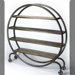 Столы и столики - Барная стойка лофт из профильной трубы, 0