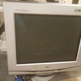 Мониторы - Монитор lg flatron f700p, 0
