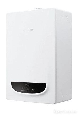 Газовый котел Navien Deluxe Comfort - 13K  (13 кВт) двухконтурный по цене 34660₽ - Отопительные котлы, фото 0