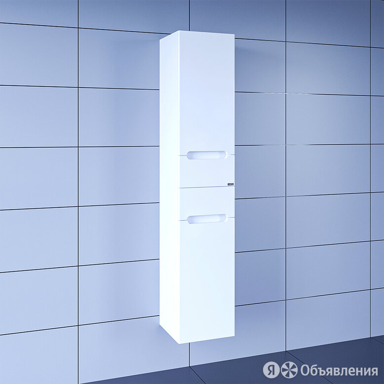 Шкаф-пенал СанТа Лондон 30 подвесной по цене 14020₽ - Шкафы, стенки, гарнитуры, фото 0