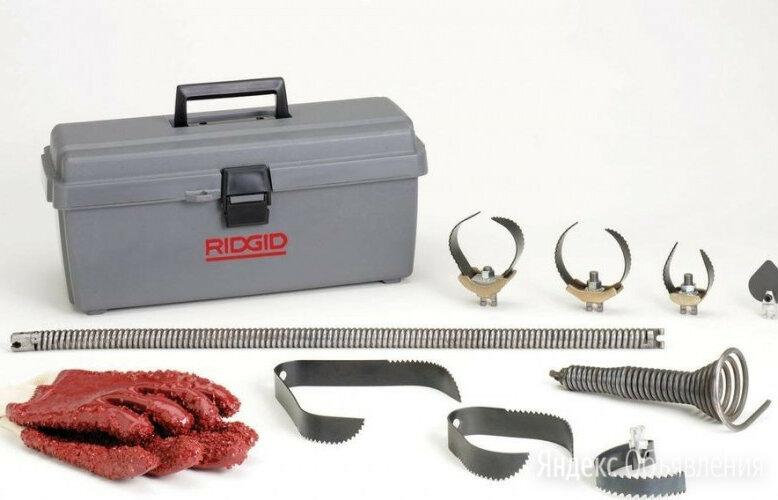 Машина барабанная для прочистки трубопроводов RIDGID К-7500 С-24 61512 [61512] по цене 367236₽ - Спецтехника и навесное оборудование, фото 0