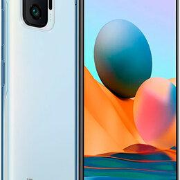 Мобильные телефоны - Xiaomi RedMi Note 10 Pro 8/128Gb Glacier Blue RU (EAC), 0