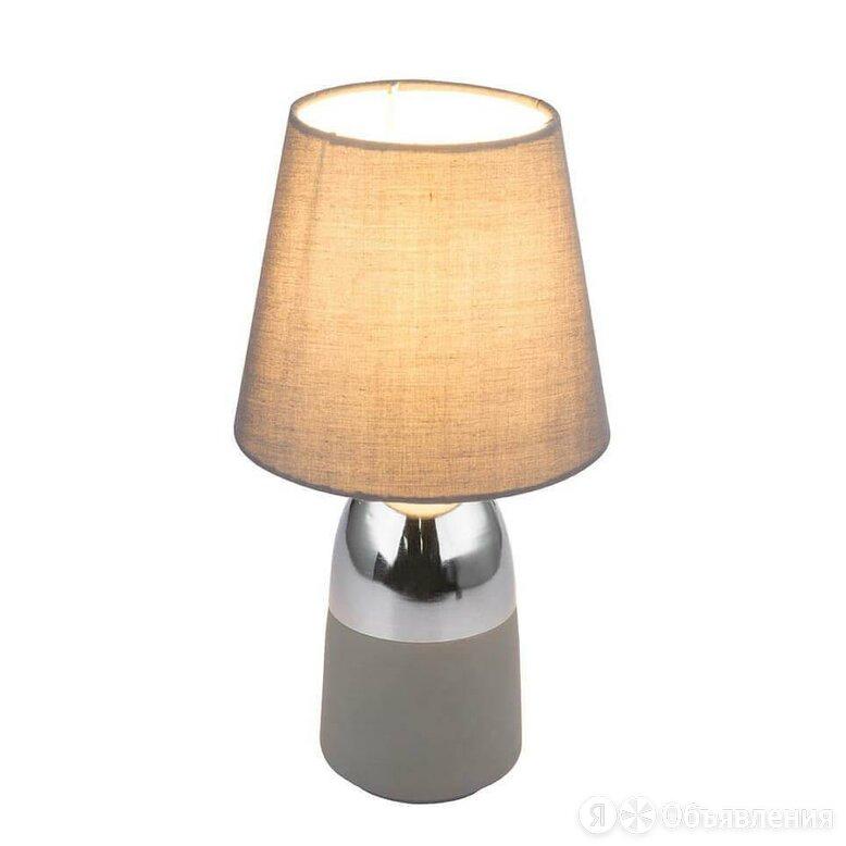 Настольная лампа Globo Eugen 24135C по цене 3940₽ - Настольные лампы и светильники, фото 0