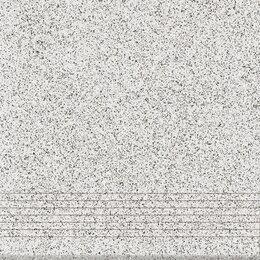 Плитка из керамогранита - Cersanit Керамогранит Cersanit Milton 300 ML4A523 29,8х29,8 ступень светло-серый, 0