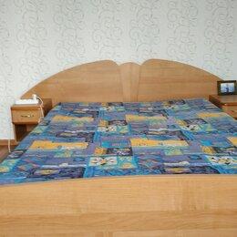 Кровати - Двуспальный кровать бу , 0