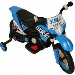Электромобили - Электромотоцикл y-maxi ym77, красный, barty, ym77, 0