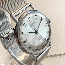 Наручные часы - Часы Sekonda Полёт нержавейка, 0