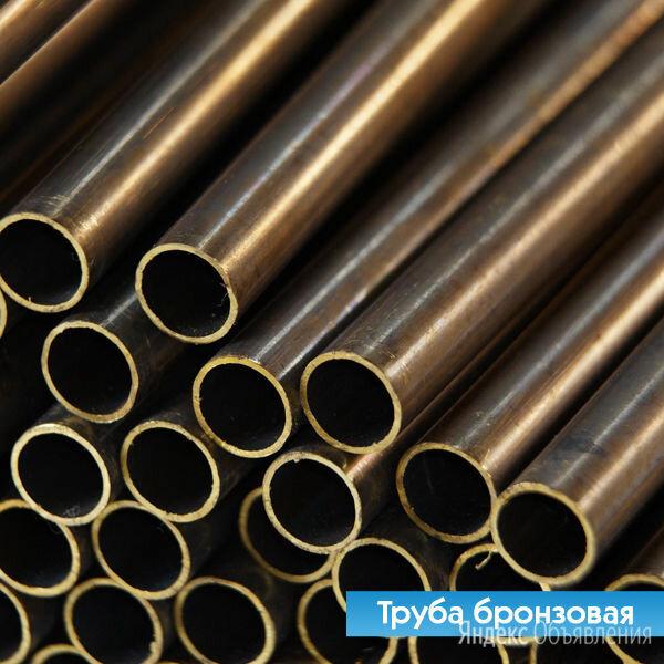 Пруток бронзовый 220 мм БРОЦС5-5-5 по цене 380₽ - Металлопрокат, фото 0