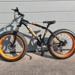 Велосипеды - Фэтбайк подростковый, 0