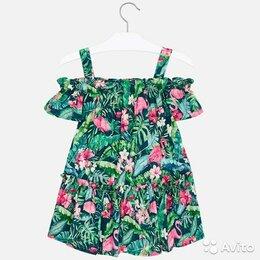 Платья - Зеленый Сарафан, 5 лет, 0