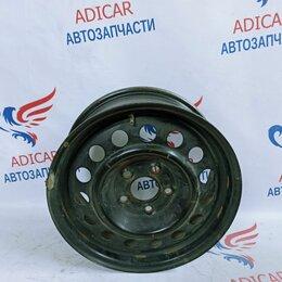 Шины, диски и комплектующие - Диск колеса штампованный Hyundai Solaris 2 R15 52910H5000, 0