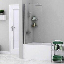 Шторы - Штора для ванны  WasserCRAFT BERKEL 48P01-80 800*1400 мм 9062191, 0