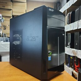Настольные компьютеры - Игровой компьютер Intel Core i5-4440/8G/500G/GF745, 0