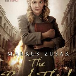 Литература на иностранных языках - Книга «The Book Thief» на языке оригинала, 0