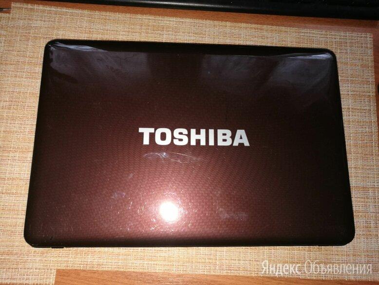 Toshiba Satellite L635 - 10L / Intel Core i3 / 4GB по цене 9000₽ - Ноутбуки, фото 0