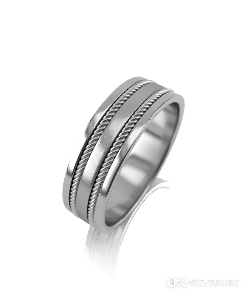 Обручальное кольцо из серебра по цене 3300₽ - Комплекты, фото 0