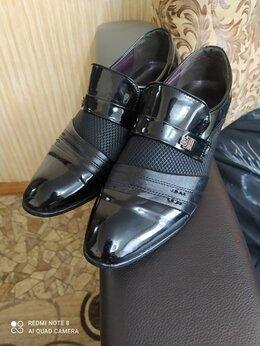 Туфли - Туфли лакированные мужские, 0