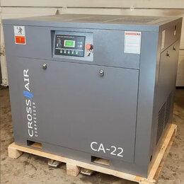 Воздушные компрессоры - Компрессор винтовой_dali cross air CA 22, 0