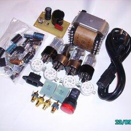 Радиодетали и электронные компоненты - Кит - винилкорректор на октальных лампах, 0