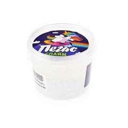 Мыльные пузыри - Слайм Прихлоп пегас битое стекло жемчуг 90 грамм, 0