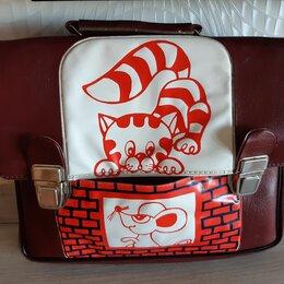 Рюкзаки, ранцы, сумки - Советский ранец для школьника, 0