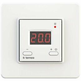 Электрический теплый пол и терморегуляторы - Терморегулятор Terneo VT, белый, 0