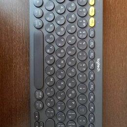 Клавиатуры - Беспроводная клавиатура Logitech К380, 0