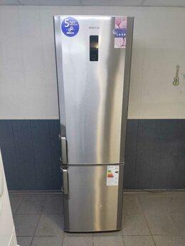 Холодильники - Холодильник веко серый с дисплеем ноуфрост, 0