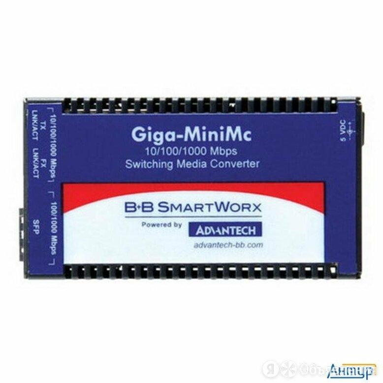 Интерфейсный модуль Advantech 10/100/1000mbps  To Sfp  Multi Mode Media Conve... по цене 17228₽ - VoIP-оборудование, фото 0