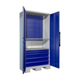 Шкафы для инструментов - Шкаф инструментальный AMH TC 062032, 0