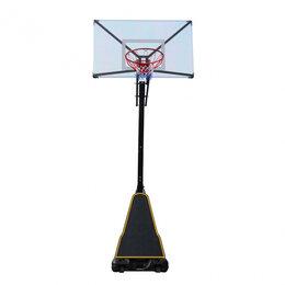Стойки и кольца - Мобильная баскетбольная стойка DFC STAND54T, 0