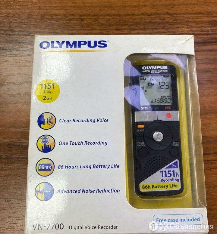 Диктофон olympus vn-7700 по цене 2000₽ - Диктофоны, фото 0