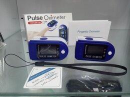 Устройства, приборы и аксессуары для здоровья - Пульсоксиметр pulse oximeter, 0