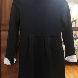 Платья и сарафаны - Платье детское, форменное, школьное, чистошерстяное 158-40-63., 0