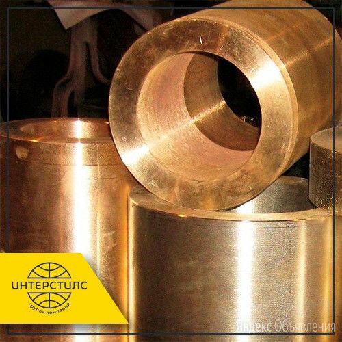 Втулка медная М1ф 125 мм ГОСТ ИСО 4379-2006 по цене 450₽ - Металлопрокат, фото 0