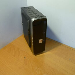 Корпуса - Корпус InWin BQS660BL black Mini-ITX, 0