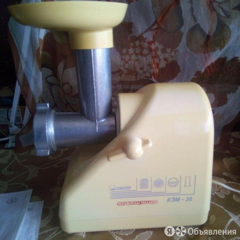 Машина кухонная электромеханическая кэм 36/120_4 по цене 1500₽ - Кухонные комбайны и измельчители, фото 0