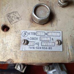 Пускатели, контакторы и аксессуары - Контактор КТПВ-623  3ф 380в 160а ., 0